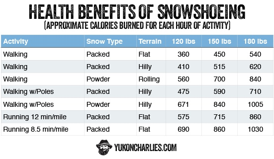 Health-Benefits-of-Snowshoeing